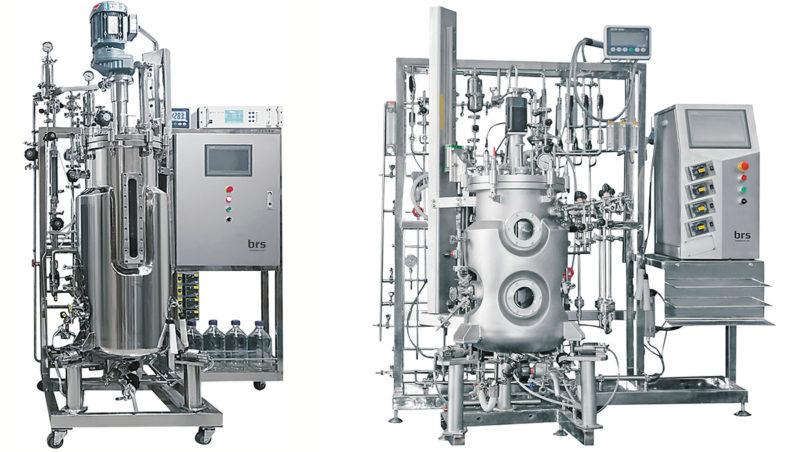 Industrial Fermenters and Bioreactors - BRS Biotech